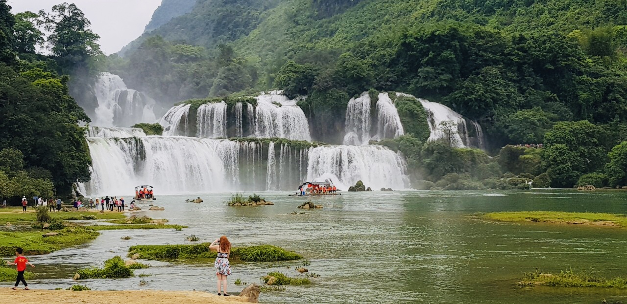 3-day trip to Ban Gioc Waterfall and Ba Be Lake
